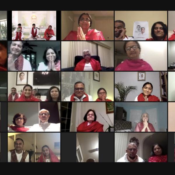 Sri Guru - Zoom Meeting - Raj Bhakti